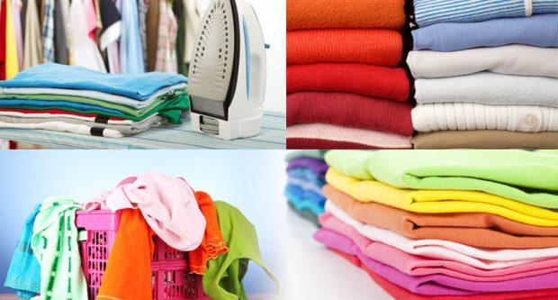 Các dịch vụ giặt ủi tận nhà