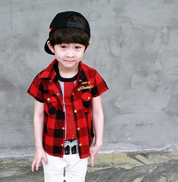 Những mẫu quần áo mát mẻ cho trẻ đón hè
