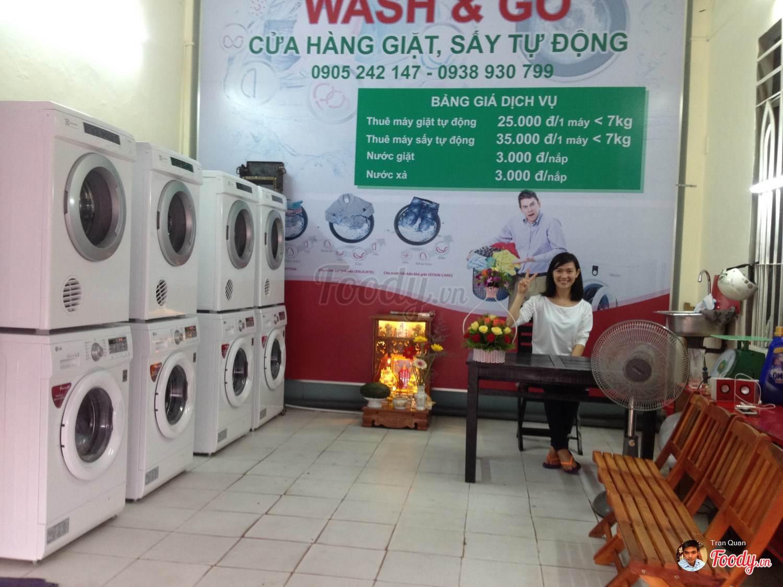 giặt ủi quận Tân Bình