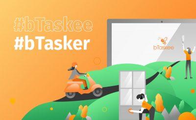 Thế hệ giúp việc nhà bTasker: ứng dụng công nghệ vào đời sống