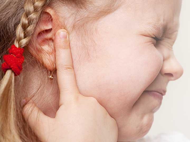 chữa ù tai