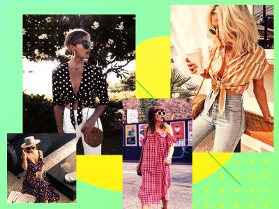 4 họa tiết quần áo chưa bao giờ lỗi mốt trong làng thời trang