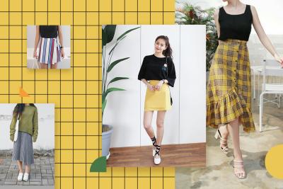 2018 rồi, bạn đã biết những mẫu váy công sở nào đang làm mưa làm gió chưa?