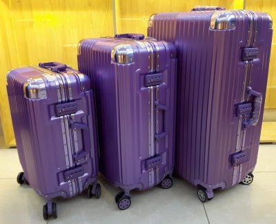 Phân biệt các loại vali sử dụng khi đi xa