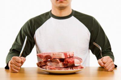 Ăn nhiều thịt để giảm cân, đúng hay sai?
