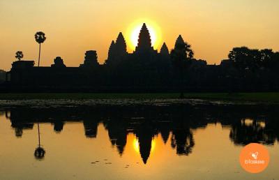 """Bỏ túi ngay kinh nghiệm du lịch Campuchia tự túc """"ngon – bổ – rẻ"""""""