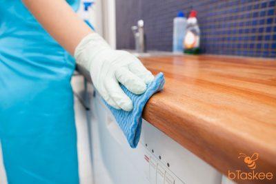 Dọn dẹp nhà cửa đón Quốc Khánh với bộ bí kíp tẩy vết bẩn của các bTasker