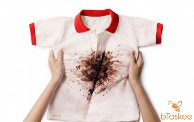 Tẩy vết dầu nhớt bám bẩn trên quần áo với 3 tuyệt chiêu các mẹ hay dùng