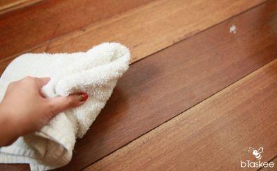 Kiến tạo diện mạo ngôi nhà nhờ cách lau nhà sạch bóng