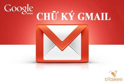 Chia sẻ cách tạo chữ ký trong Gmail chuyên nghiệp