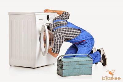 Hãy coi chừng nếu máy giặt không xả không vắt được