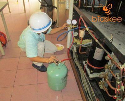 Những dịch vụ bơm gas máy lạnh chuyên nghiệp tại TPHCM