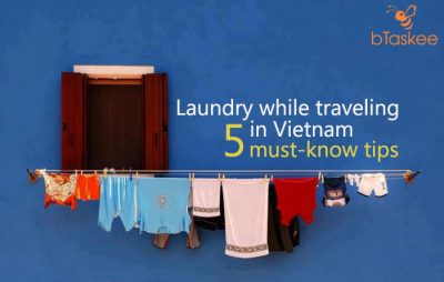 Laundry while traveling in Vietnam: 5 must-know tips