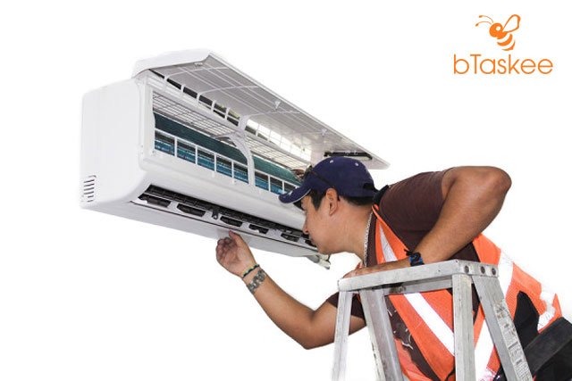 cách vệ sinh máy lạnh panasonic