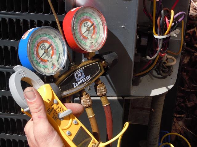bơm ga máy lạnh chất lượng