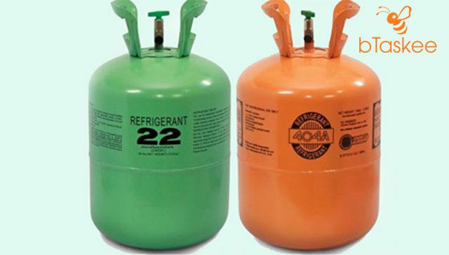 bơm gas máy lạnh chất lượng