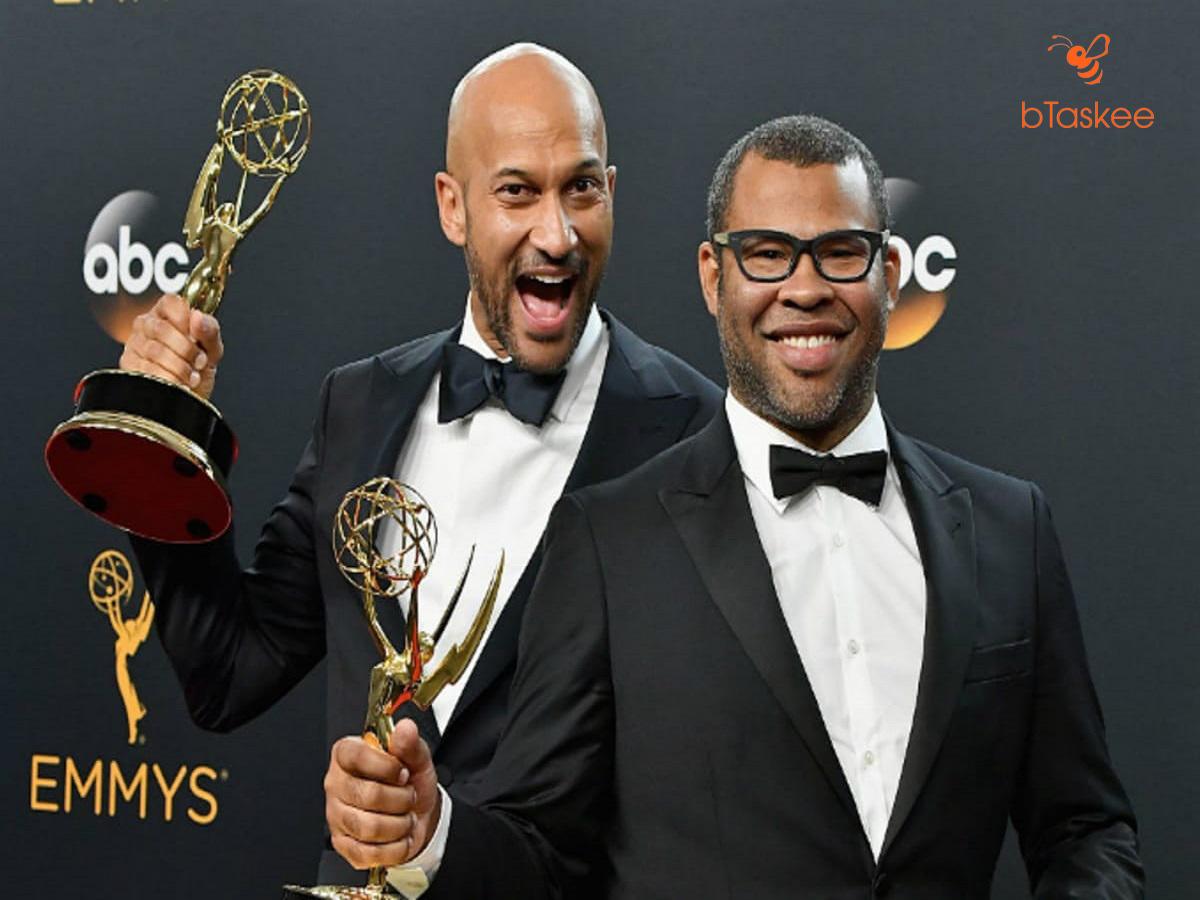 Peele: Từ diễn viên hài đến đạo diễn phim kinh dị