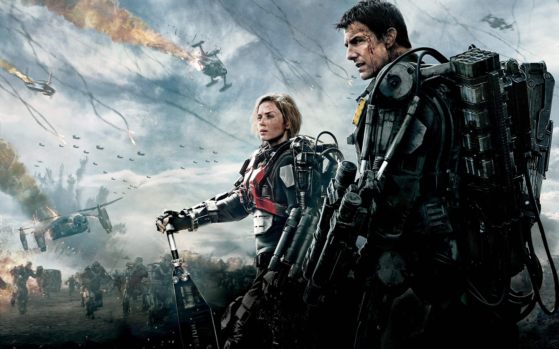 edge of tomorrow những bộ phim hack não