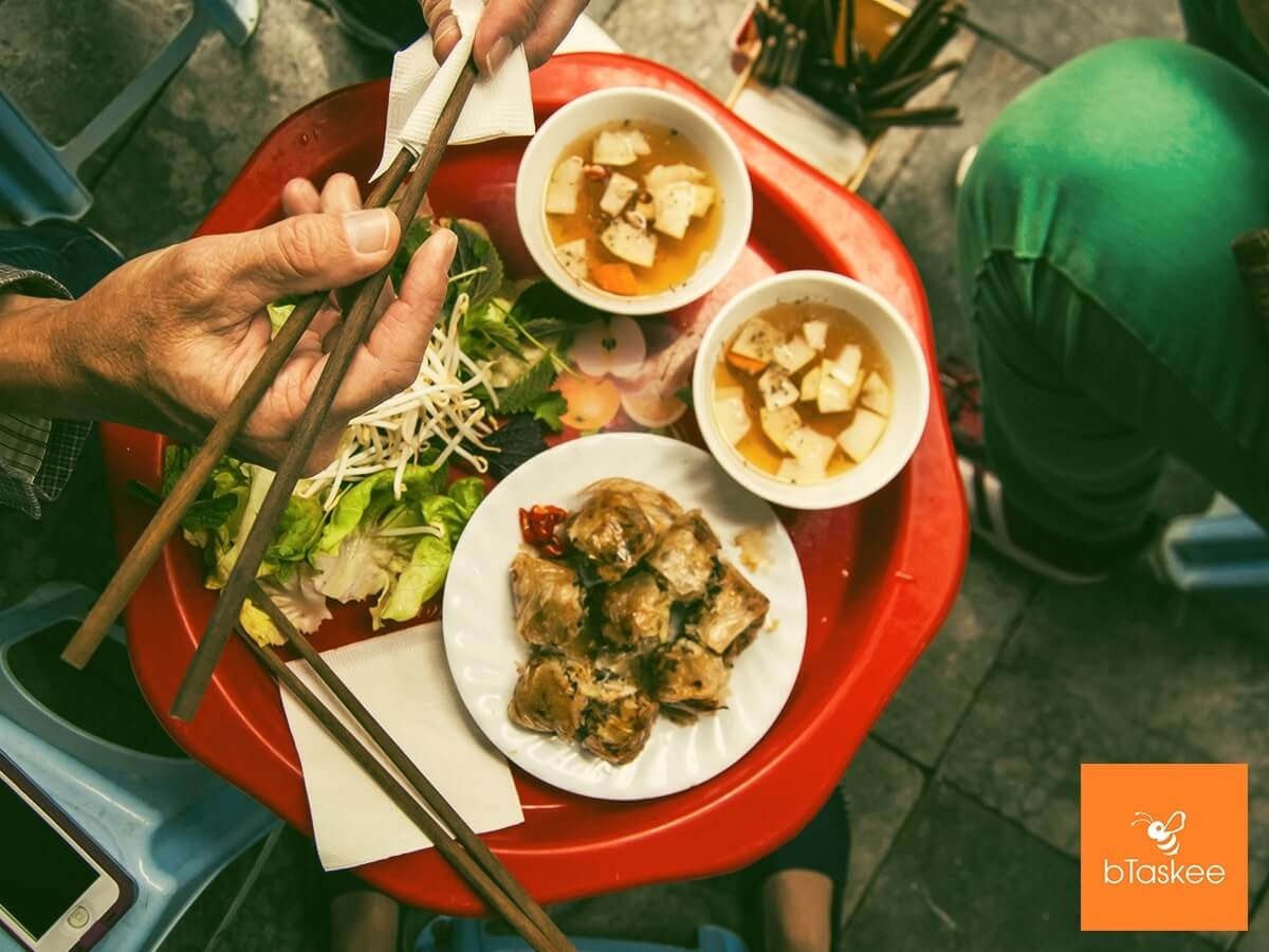 Ha Noi street food tour