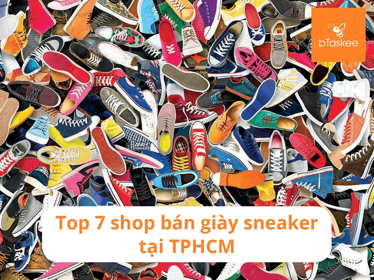 top 7 shop giay sneaker