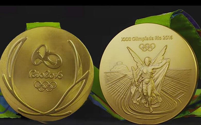huy chuong vang olympic
