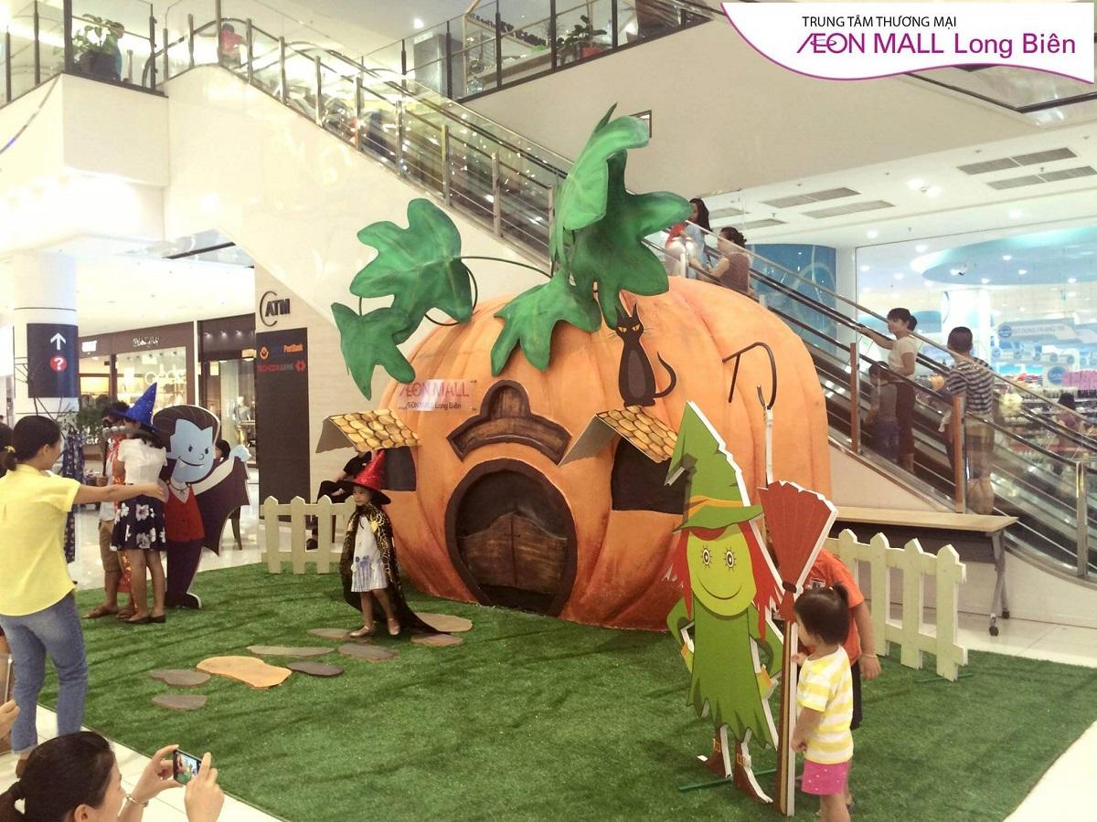 halloween-aeon-mall-long-bien