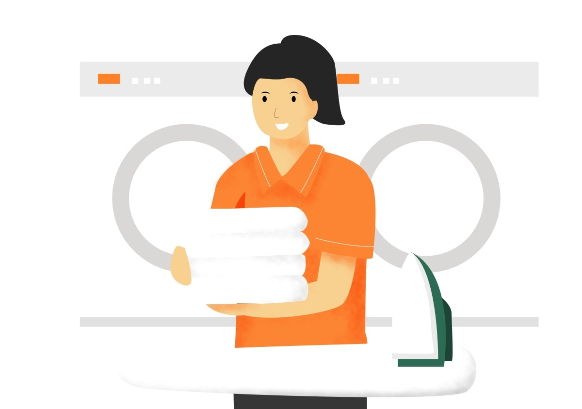 Giặt ủi bTaskee Laundry