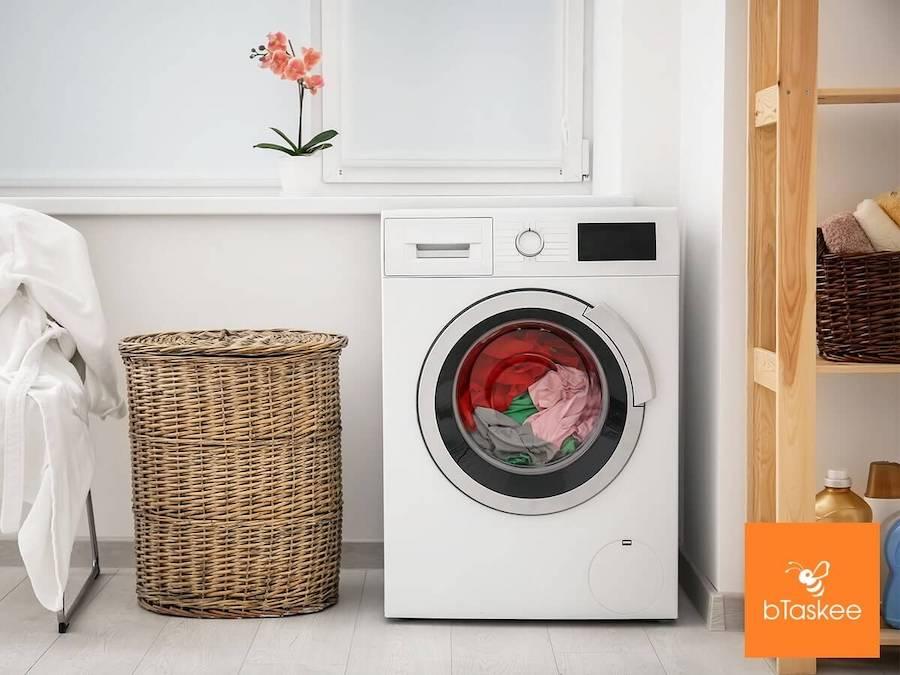Cách giặt quần áo làm từ vải Linen bằng máy giặt