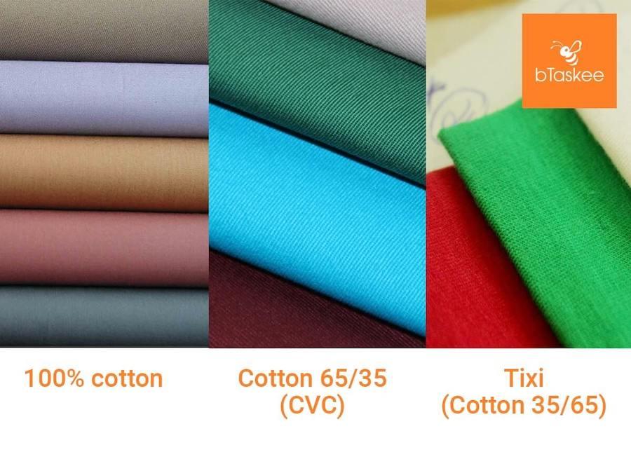 Các loại Vải Cotton