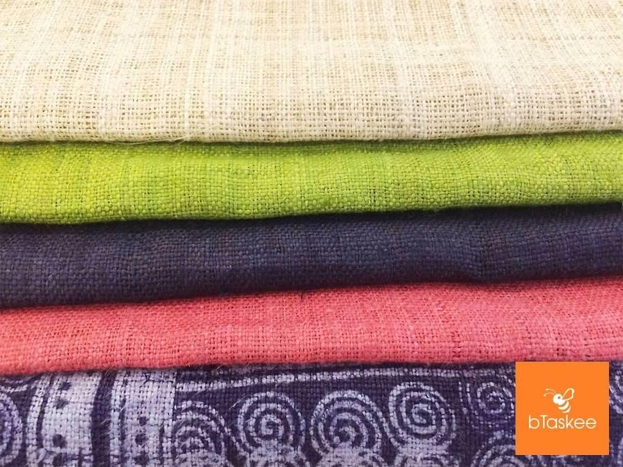 Cách giặt quần áo chất liệu là vải Linen