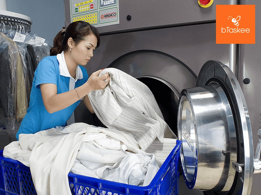 Giặt hấp giặt khô
