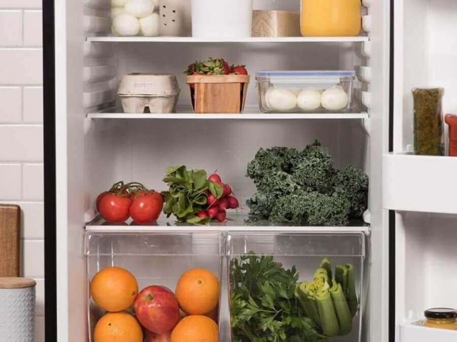 bảo quản thực phẩm trong tủ lạnh đúng cách