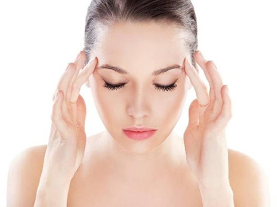 massage đầu