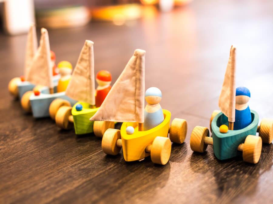 cùng bé làm đồ chơi handmade