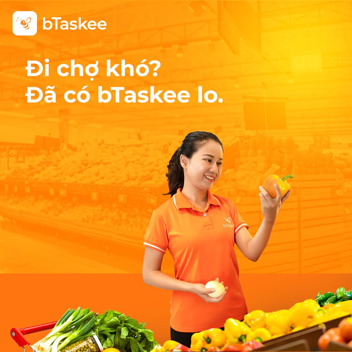 Các chị cộng tác viên bTaskee luôn chọn lựa cẩn thận sản phẩm tốt nhất cho khách hàng