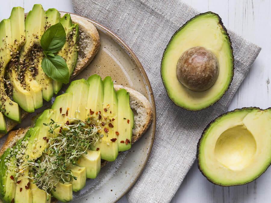 Salad bơ là thực phẩm giảm cân hiệu quả