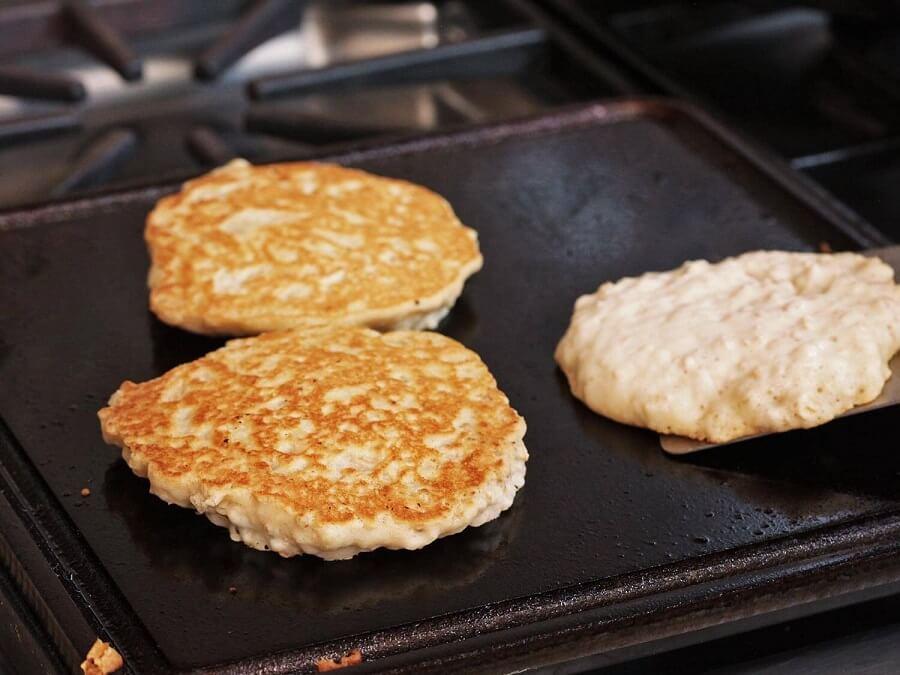 bánh yến mạch không cần lò nướng | Món Miền Trung