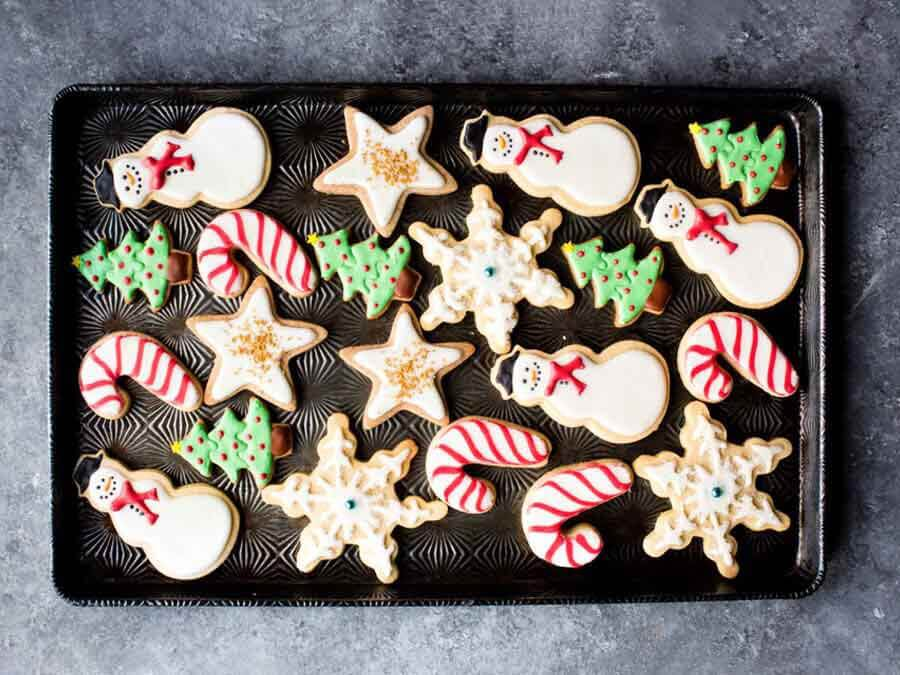 bánh quy giáng sinh