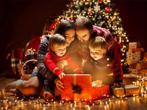 Cách lựa quà Noel cho con