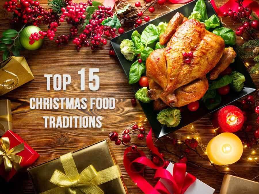 Món ăn Giáng sinh truyền thống