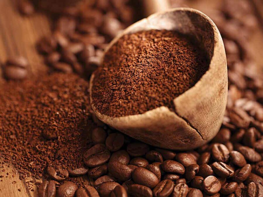 Bã cà phê trị thâm mông