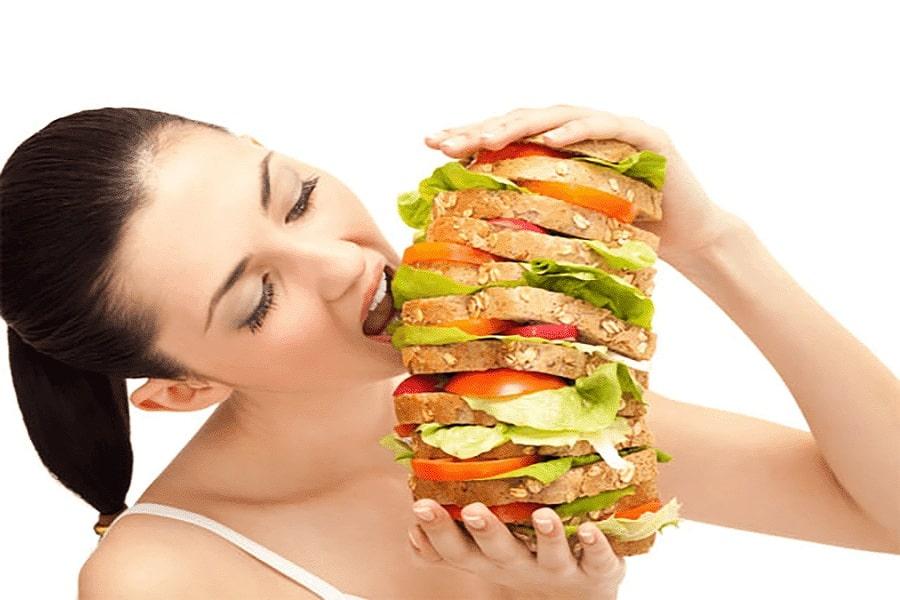 ăn uống thiếu khoa học