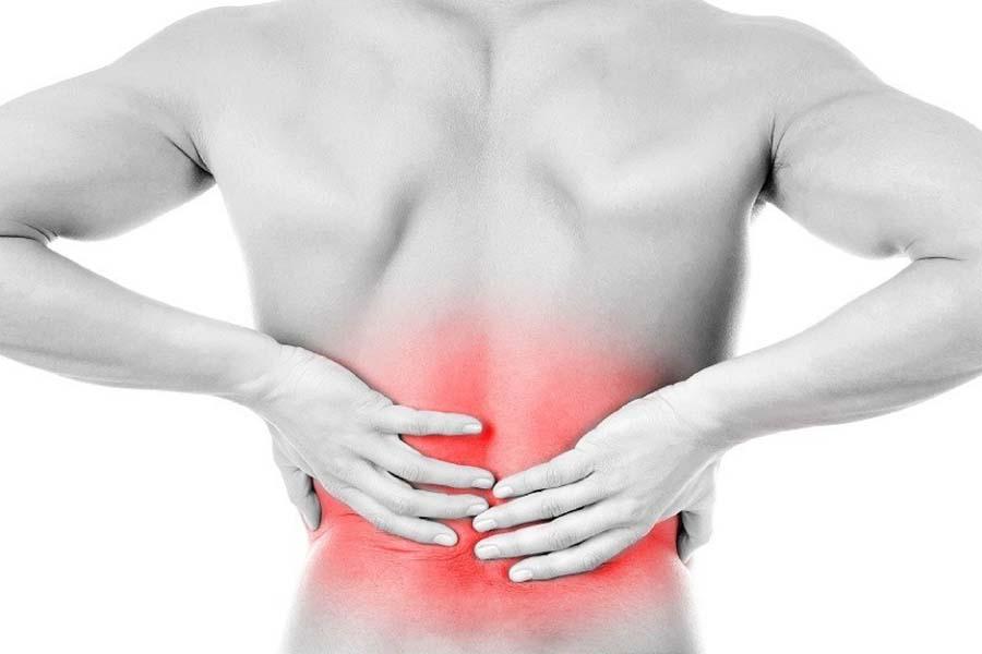 Giảm đau lưng bằng việc tập thể dục hằng ngày