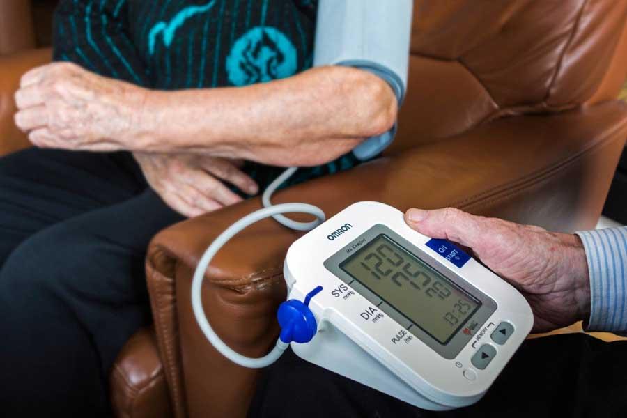 Huyết áp ổn định nhờ tập thể dục thường xuyên