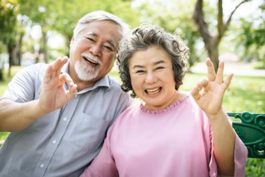 Tập thể dục giúp tăng tuổi thọ cho người cao tuổi