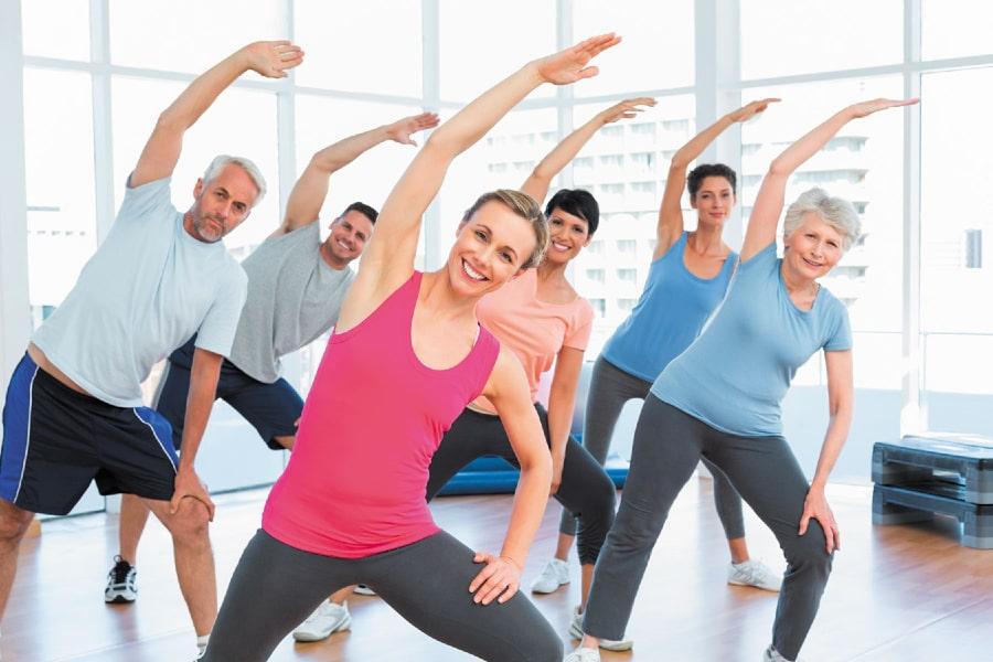 Sử dụng dầu gấc kết hợp tập thể dục nhằm tăng cường đề kháng