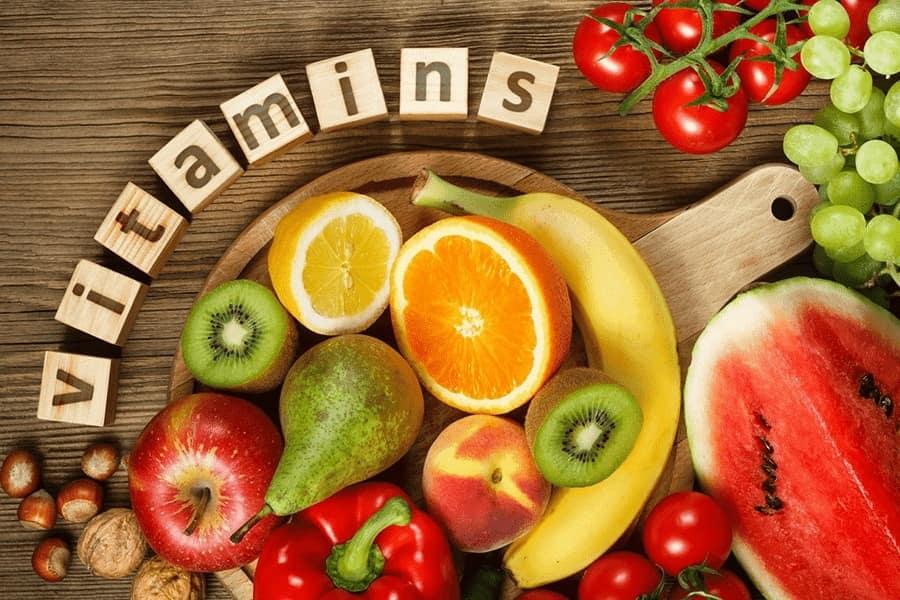 Vitamin từ trái cây