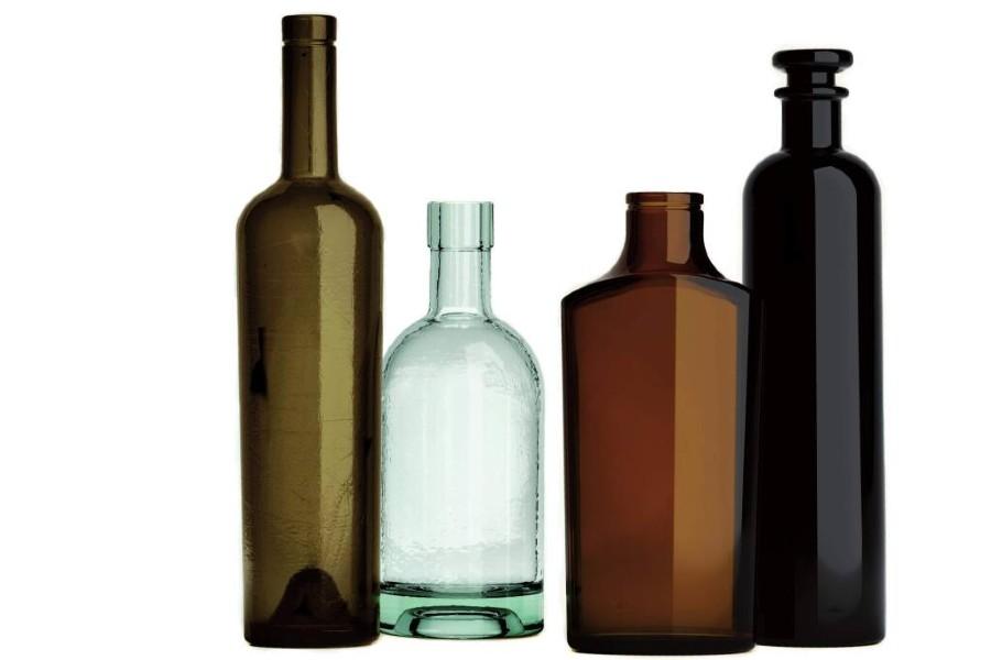 Bảo quản dầu dừa bằng chai lo thủy tinh