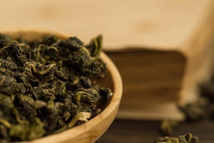 giá trị dinh dưỡng trà ôlong