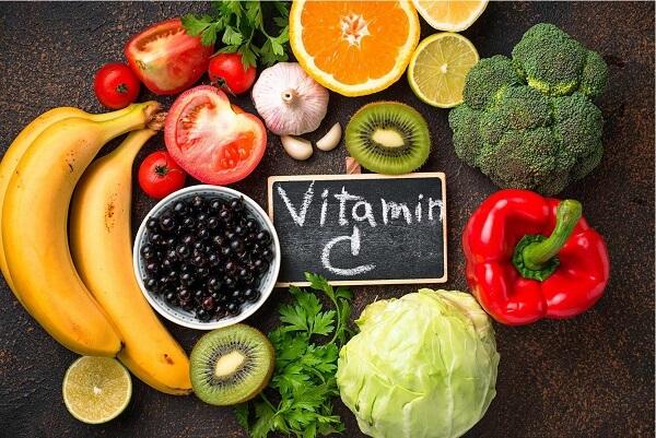 Thực phẩm chứa vitamin C